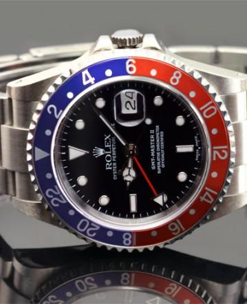 Rolex GMT-Master 2